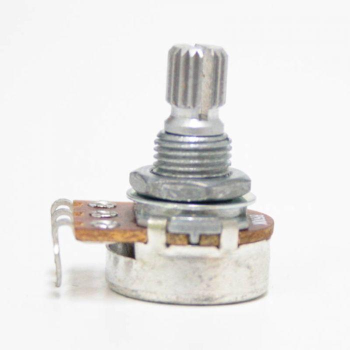 Mono anti-log C Audio Pot Soldadura Lug 16 Mm Reversa logarítmica potenciómetro