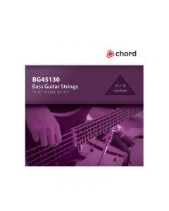 BG45130 Bass Guitar Strings (5-string)