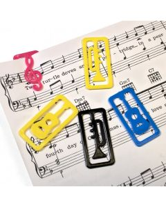 Music Clips (40 units box)