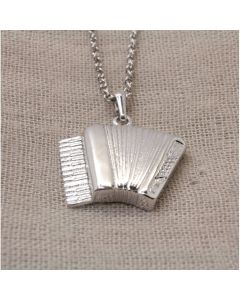 Accordion 3D Pendant
