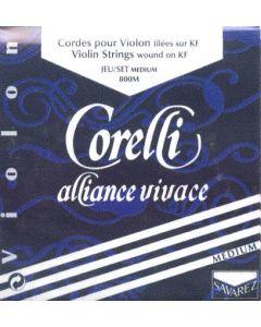Cuerda Violín Corelli Alliance Vivace 2a, La