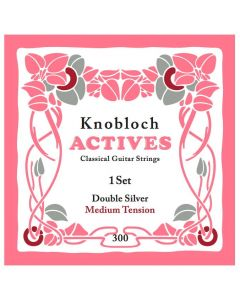 Knobloch Actives Double Silver SN Medium Tension