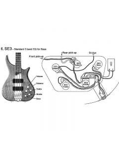 SE3 3 Band Equalizer