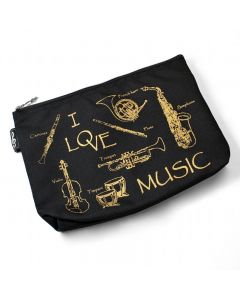 Golden instruments pencil case, jumbo size