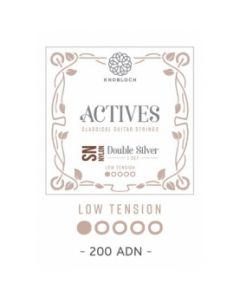 Knobloch Actives Double Silver SN Low Tension