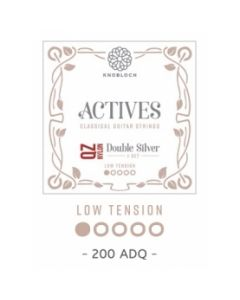 Knobloch Actives Double Silver QZ Low Tension