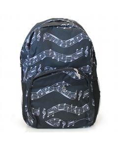 Black score Backpack