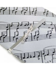 Oboe tie bar