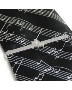 Piano tie bar