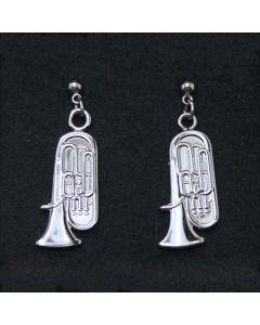 Tuba earrings
