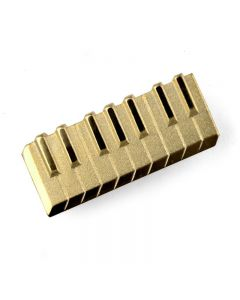 Keyboard Lapel Pin (gold-plated)