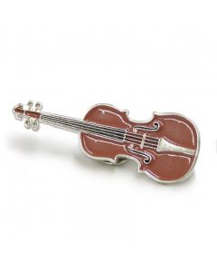 Violin Lapel Pin 2