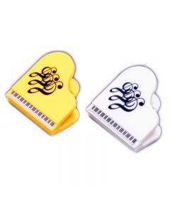 Pinça magnètica piano
