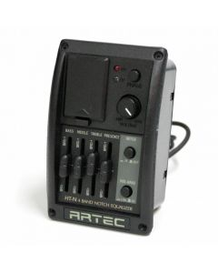 ARTEC HT-N 4 band EQ + Notch Filter