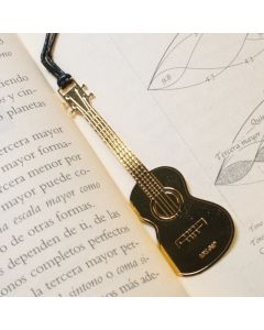 Punto de libro Guitarra Clásica