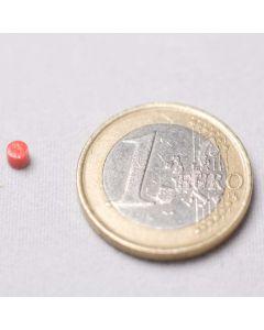 Punto de plástico 3 mm para decoración (10 unidades)
