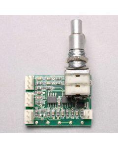SE-3PA Ecualizador paramétrico de 3 bandas