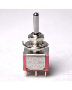 Toggle Switch 3-way 6-pin (OOO)