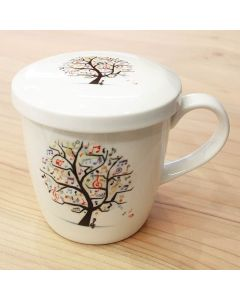 Music Tree ceramic mug