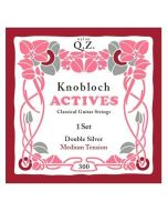 Knobloch Actives Double Silver QZ Medium Tension