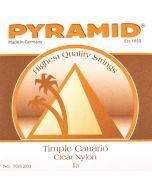 Juego de cuerdas Pyramid para Timple Canario