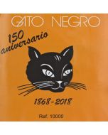 Gato Negro Juego de cuerdas para guitarra clásica