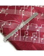 Passador de corbata Corneta