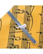 Passador de corbata Micròfon