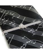 Pasador de corbata Piano