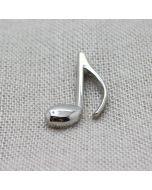 Quaver Lapel Pin