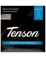 Cuerdas Mandolina Tenson .01-.036 (light)